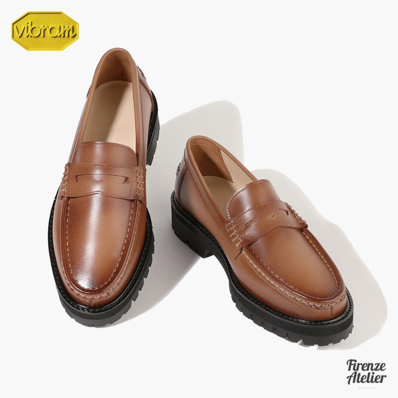 4709 [oil brown] - Vibram