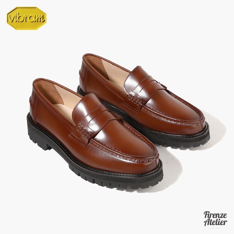 4709 [wine brown] - Vibram